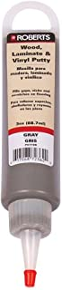 Roberts 3 oz. Gray Wood, Laminate and Vinyl Putty