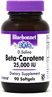 BlueBonnet Mixed Carotene Beta-Carotene 25,000 IU, 90 Soft Gels