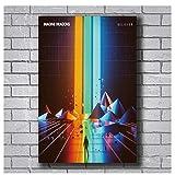 Sanwooden Poster und Drucke New Imagine Dragons Believer