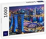 Lais Puzzle Singapur 1000 Piezas