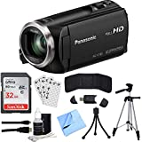 Best Camcorders - Panasonic HC-V180K Full HD Camcorder with 50x Stabilized Review
