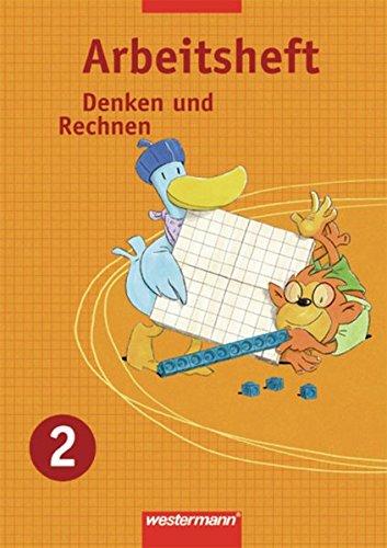 Denken und Rechnen - Arbeitshefte Allgemeine Ausgabe 2005: Arbeitsheft 2