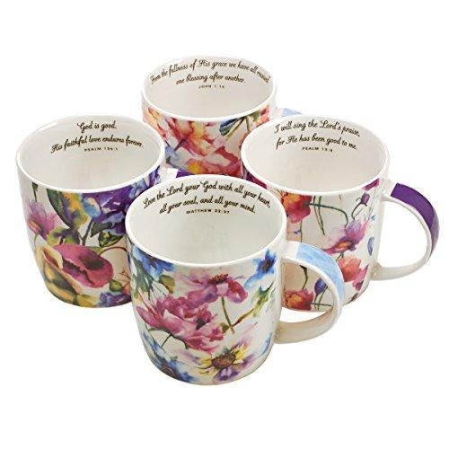 Mug Set - Seeds of Love - 4-Pack