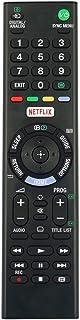 Mando a Distancia de Repuesto Compatible para Sony KD-65XE9005 XE90 LED 4K Ultra HD High Dynamic Range (HDR) Smart televisión (Android televisión)