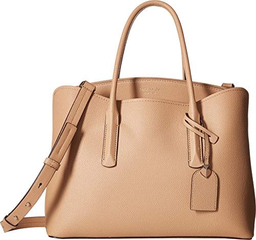 Kate Spade New York Margaux Large Satchel Light Fawn One Size