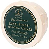 Taylor of Old Bond Street Shaving Cream Bowl 150g 5.3-Ounce (Forest)