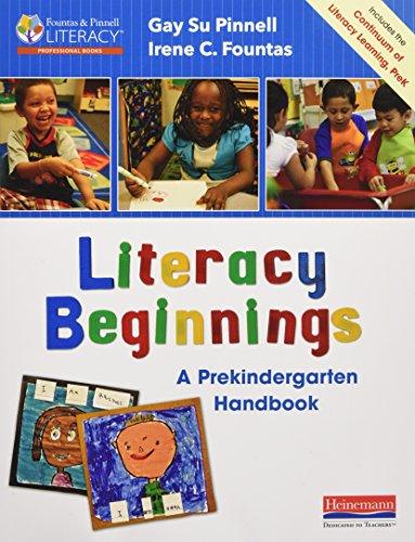 Literacy Beginnings A Prekindergarten Handbook