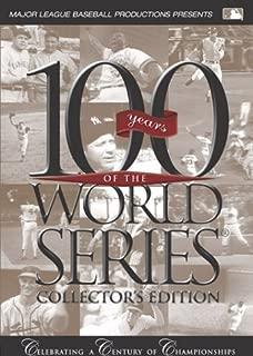 Major League Baseball: 100 Years of the World Series