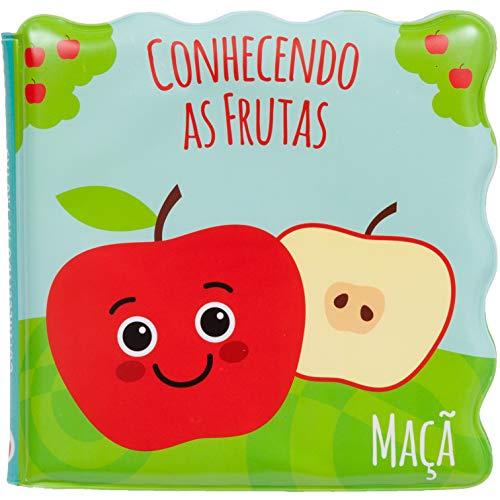 Livrinho De Banho - Conhecendo As Frutas, Buba, Colorido