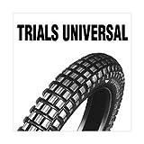 DUNLOP(ダンロップ)バイクタイヤ TRAILS UNIVERSAL フロント 3.25-19 4PR チューブタイプ(WT) 104655 二輪 オートバイ用