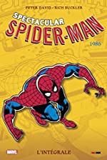 Spider-Man - L'intégrale T42 (Spectacular SM 1986) de Peter David