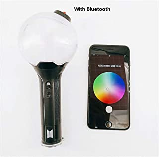 PINGJING BTS Light Stick VER3 with Bluetooth or Without Bluetooth (VER.3 with Bluetooth)