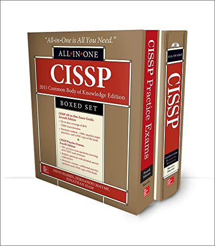 CISSP Boxed Set 2015 Common Body of Knowledge Edition (All-in-One)