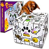 Cat Amazing Sliders – Interactive Treat Puzzle Cat Toy – Active Food...