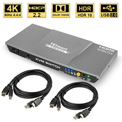 which is the best 4k kvm switches in the world