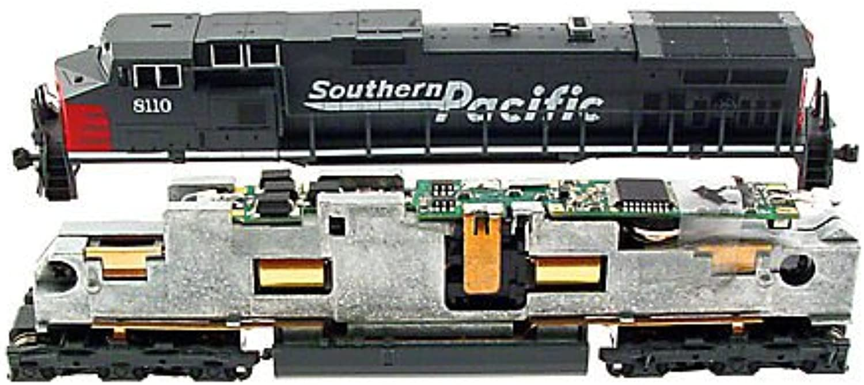 N SND Decoder, Kato SD70MAC AC