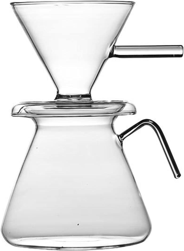 hongbanlemp Coffee Kettle Coffee Kettle Glass Drip Coffee Maker
