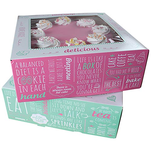 FunCakes Cake Box - Quotes - Cake Box/Cupacketransportbox
