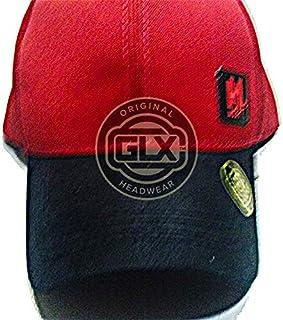 cab03f81c Boné Masculino Tecido Especial Ajustável Cor Vermelho Marca Globex