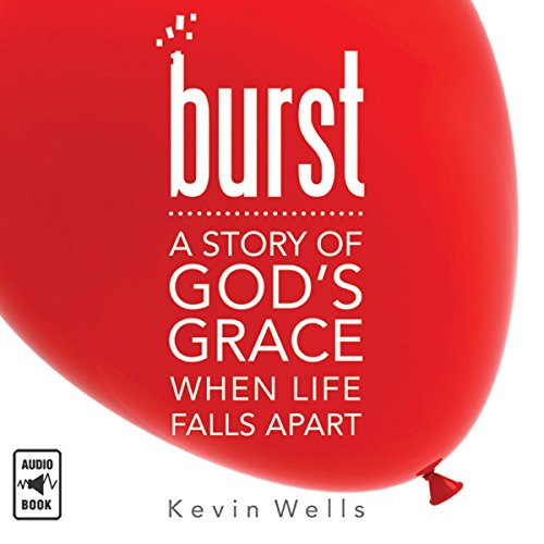 Burst audiobook cover art