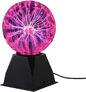 Touch Sensitive Boule de plasma Sphère lumière Boule magique pour Fêtes Décorations Accessoire Enfants Chambre à coucher M...