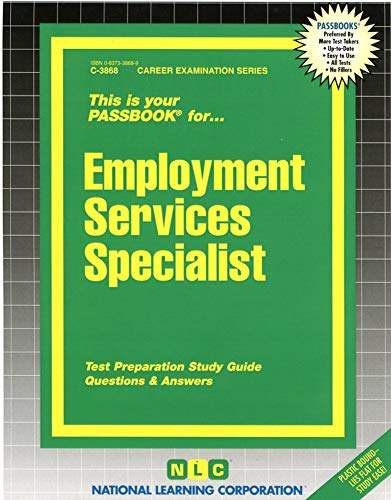Employment Services Specialist(Passbooks)