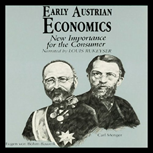 Early Austrian Economics audiobook cover art