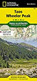 Taos, Wheeler Peak (National Geographic Trails Illustrated Map, 730)
