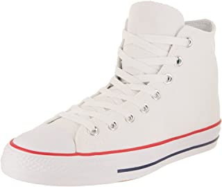 1d071673cd66 Converse Unisex Chuck Taylor All Star Pro Hi White Red Insignia Blue  Basketball Shoe