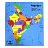 Imagimake Mapology : States of India Map Puzzle - Educational Toy and Learning