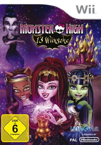 Monster High - 13 Wünsche [Software Pyramide] - [Nintendo Wii]