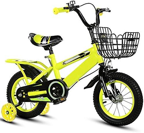 Kinderfahrrad 2-3-4-5-6-8-9-10 Jahre Alte Kinder Mountainbike 12 14 16 18 Zoll Baby Fahrrad Mit Flash Unterstützt Rad (Größe  16 Zoll)