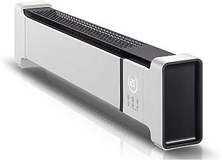WLJQNQ Radiador eléctrico, Inteligente 2200W programable con termostato Radiador Temperatura Ajustable Hogar del Tercer Engranaje Calentador eléctrico