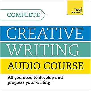 Complete Creative Writing Course cover art