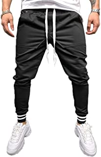 ジョガーパンツ メンズ ズボン ロング スウェットパンツ スキニーパンツ テーパード 無地 サルエルパンツ 大きサイズ M-3XL