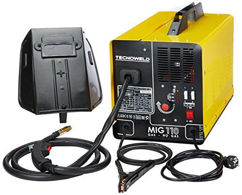 proweltek pr1269Schweißgerät MIG Gas/ohne Gas 100A