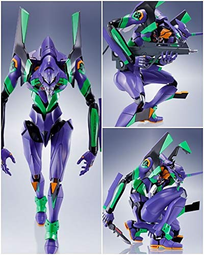 DYNACTION 汎用ヒト型決戦兵器 人造人間エヴァンゲリオン初号機