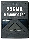 Detroit Packing Co. High Speed Memory Card for Playstation 2, Compatible with Sony PS2, 256MB (4086...