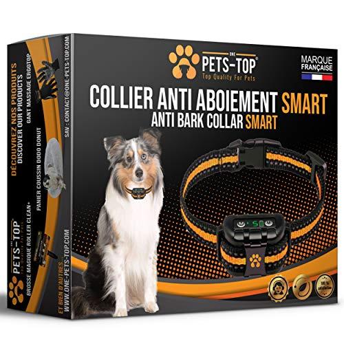 Photo de one-pets-top-collier-anti-aboiement-chien-electrique