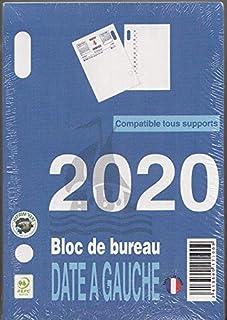 100 pages // 50 feuilles Papier Kraft Bloc Notes Dokpav 2 Pi/èces Agenda Journalier Mensuel Cahier 19 x 13 cm Agenda Mensuel Agenda Hebdomadaire
