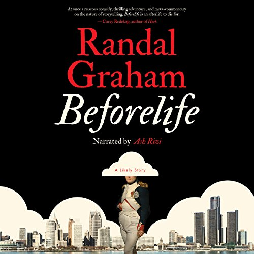 Beforelife audiobook cover art
