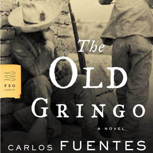 The Old Gringo cover art