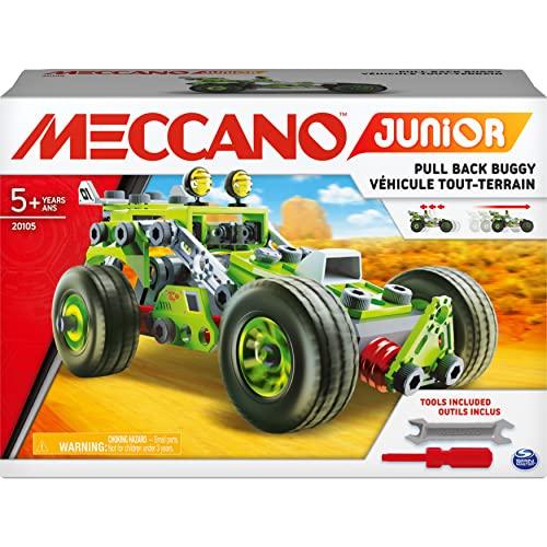 MECCANO - MA VOITURE A RETRO FRICTION MECCANO JUNIOR - 3...