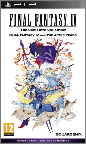 SQUARE ENIX FINAL FANTASY IV: