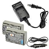 Original VHBW ® fuente de alimentación para Sony handycam dcr-trv80e