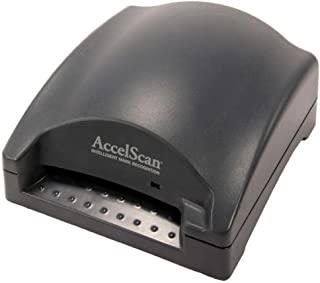 AccelScan 2110 USB Optical Mark Reader with Power Supply