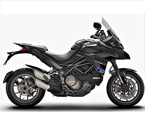 Vulturbike Komplettes Aufkleber-Set - Ducati Multistrada 1260/950 ab 2019