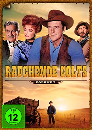 Rauchende Colts - Volume 7 (7 DVDs)