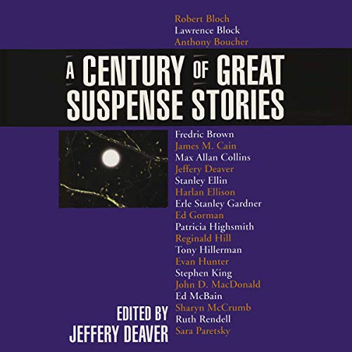 A Century of Great Suspense Stories  By  cover art
