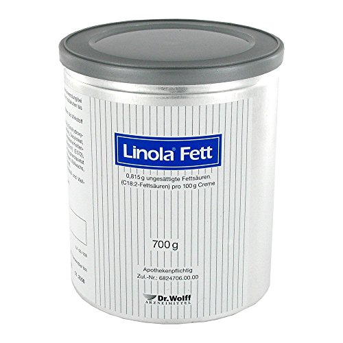 LINOLA fett Creme 700 g